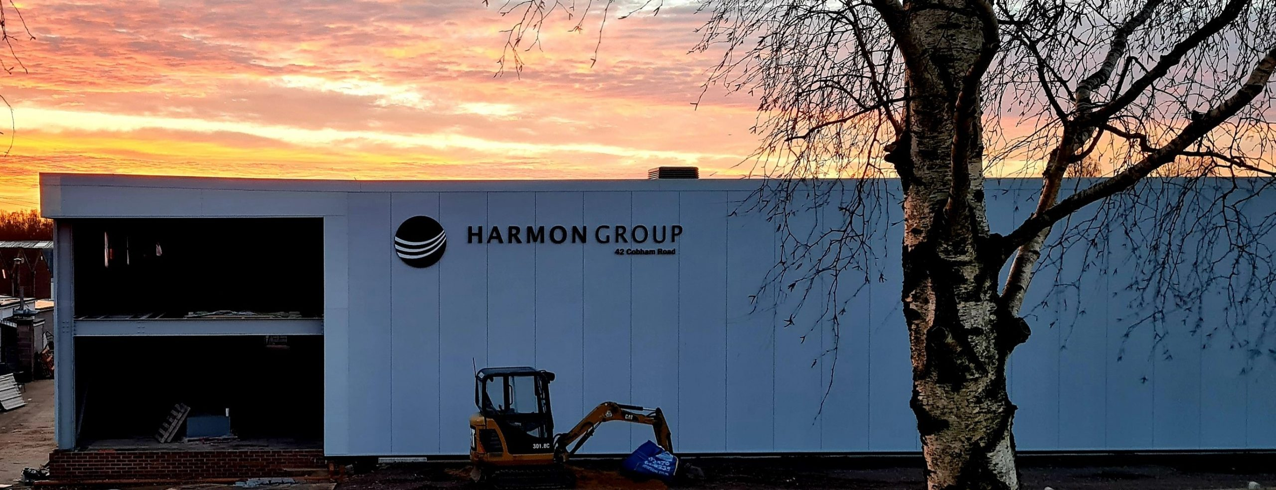 Harmon Group's Manufacturing expansion